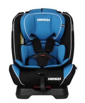 汽车儿童安全座椅可坐躺式正反安装婴儿宝宝用车载座椅0-7岁