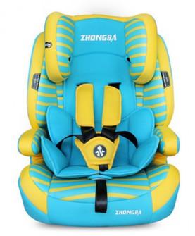 儿童安全座椅9个月0-4-12周岁婴儿宝宝汽车用车载座椅可坐isofix
