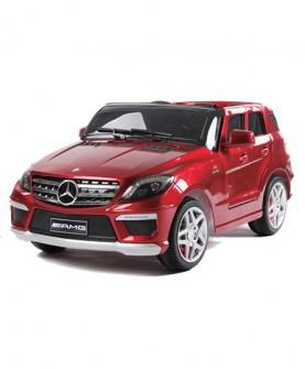 新款奔驰ml63儿童电动车宝宝玩具汽车遥控四轮可坐小孩礼物