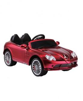 正品奔驰slr儿童电动车宝宝玩具汽车遥控四轮可坐小孩礼物