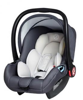 xerez婴儿提篮式儿童安全座椅汽车用新生儿宝宝便携式摇篮