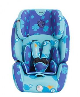 xerez儿童安全座椅汽车用婴儿宝宝车载9个月-12岁isofix接口