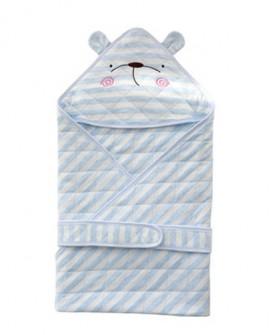 新生儿抱被秋冬夏季款棉被子襁褓包巾抱毯宝宝用品婴儿包被