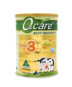 澳仕卡牛 澳洲原装 婴儿牛奶粉 3段900g 1罐 宝宝进口奶粉