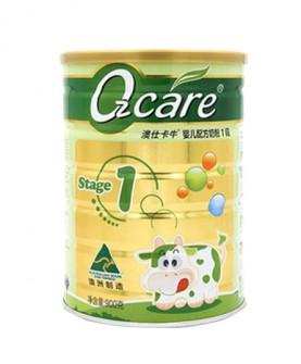 澳仕卡牛 奶粉 澳洲进口 婴儿奶粉1段 900g*1罐装