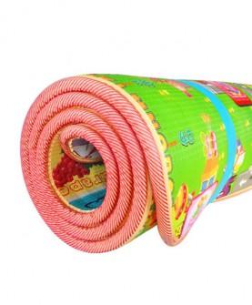 儿童宝宝爬行垫爬行毯游戏垫环保无毒无味2cm便携爬爬垫