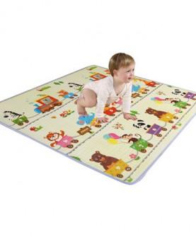婴儿爬行垫环保xpe爬爬垫加厚泡沫儿童地垫宝宝游戏垫家用