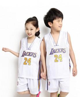童装儿童篮球服套装夏装
