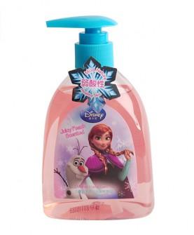 迪士尼冰雪奇缘系列-儿童洗手液(水蜜桃香型)