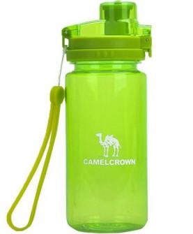 camel户外儿童水杯 600ml直饮式宽口儿童水壶