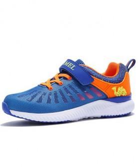 camel童鞋 夏季儿童网眼运动鞋男女童网面跑步鞋