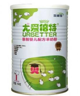 婴幼儿配方羊奶粉1段