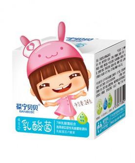 乳酸菌24克 盒装 — 蓝莓味