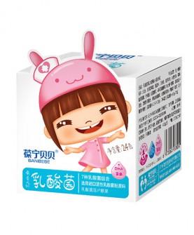 乳酸菌24克 盒装—水蜜桃味