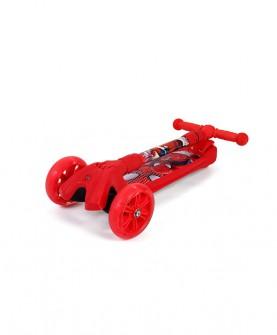蜘蛛侠儿童滑板车