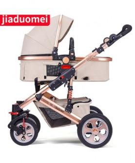 婴儿推车高景观婴儿车