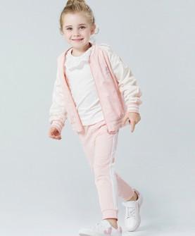 女童运动套装