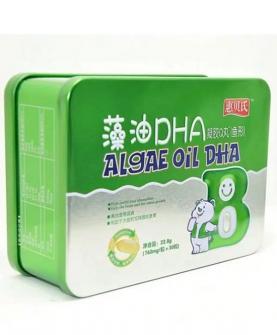 藻油dha凝胶q丸-绿盒