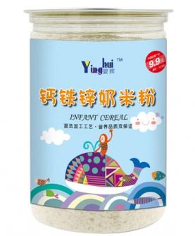 钙铁锌奶米粉