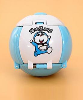 爆破变形球奶片-蓝色
