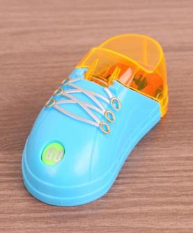 鞋子跑车-蓝色鞋子