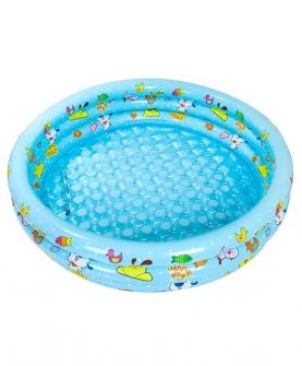 三环充气水池波波池海洋球池 100cm