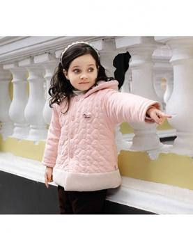 儿童外套(粉色)