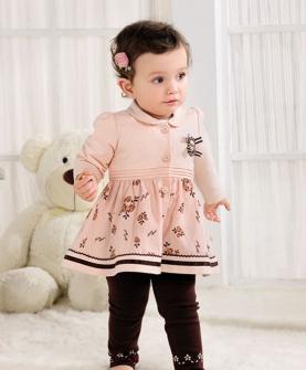 儿童套装(粉色)