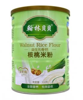 益生元核桃米粉