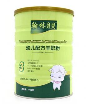幼儿配方羊奶