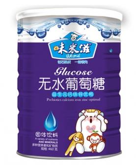 益生元钙铁锌优畅无水葡萄糖