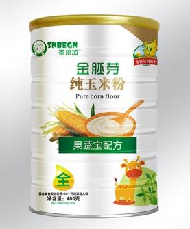 金胚芽纯玉米粉果蔬宝配方