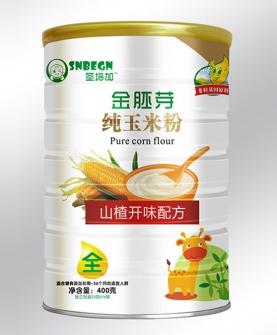金胚芽纯玉米粉山楂开味配方
