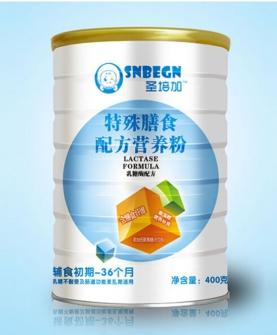 特殊膳食配方营养粉
