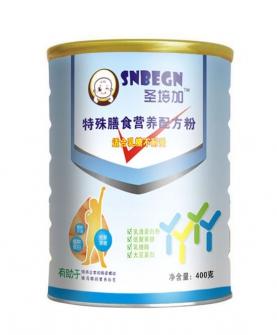 特殊膳食营养配方粉