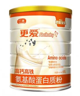 高钙高铁氨基酸营养蛋白质粉