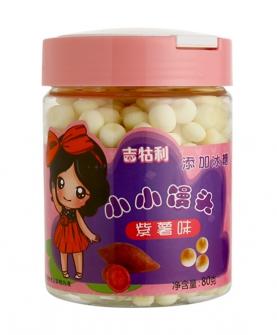 小小馒头-紫薯味