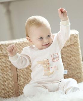 婴童保暖内衣
