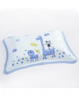 儿童竹纤维冰凉枕