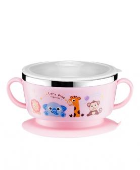 婴儿防摔吸盘碗