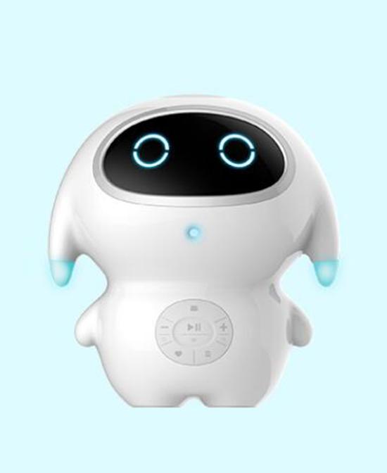 巴巴腾陪护机器人