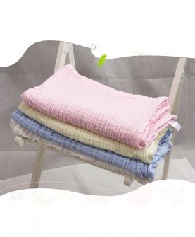 婴幼儿纯棉6层纱布