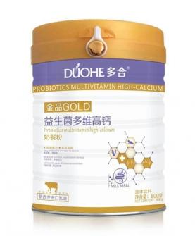 益生菌多维高钙奶餐粉