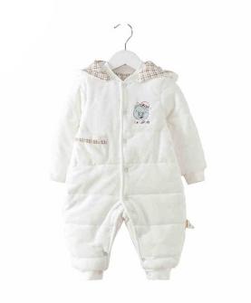 冬季加厚棉袄婴儿外出棉衣