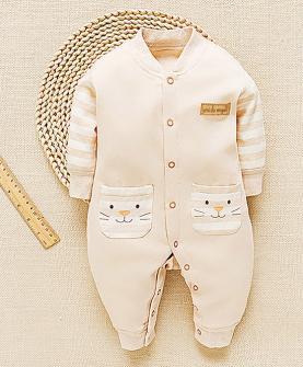 婴儿连身衣