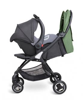 婴儿推车可坐可躺折叠便携式