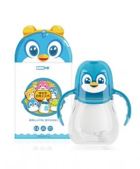 宝宝卡通奶瓶动物奶瓶