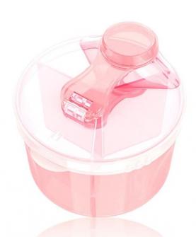 婴儿便携奶粉盒