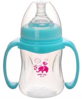 180ml宽口径PP塑料奶瓶