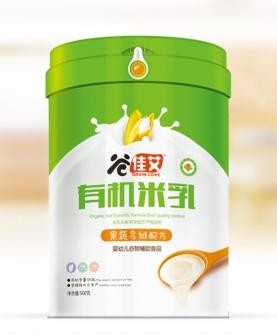 果蔬多维配方有机米乳